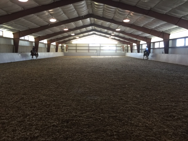Lost Lake Equestrian Center Indoor Arena