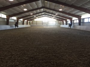 Indoor Dressage Arena